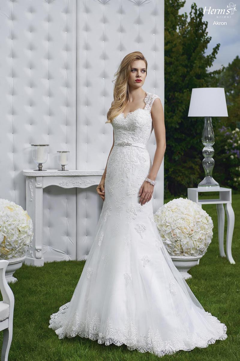 Divina Bridal - Kolekcja 2016 Herms, suknia ślubna Akron