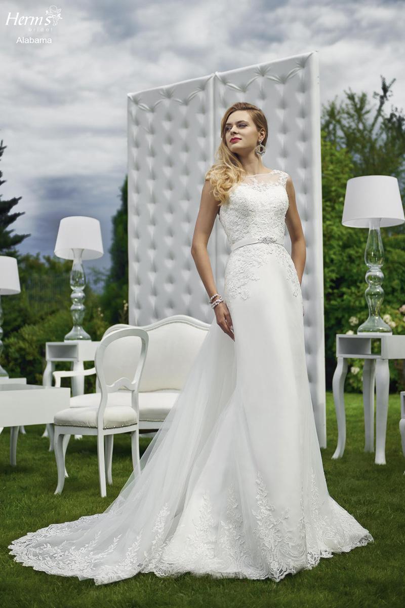 Divina Bridal - Kolekcja 2016 Herms, suknia ślubna Alabama