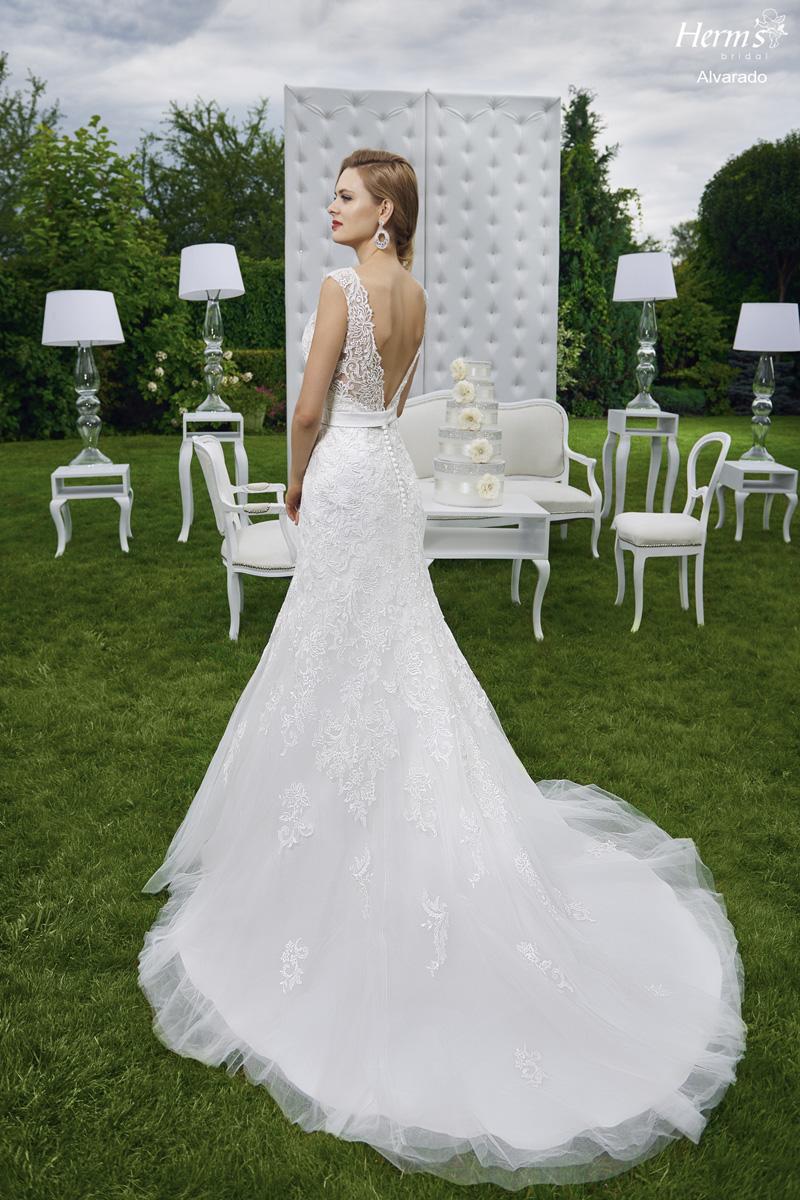 Divina Bridal - Kolekcja 2016 Herms, suknia ślubna Alvarado