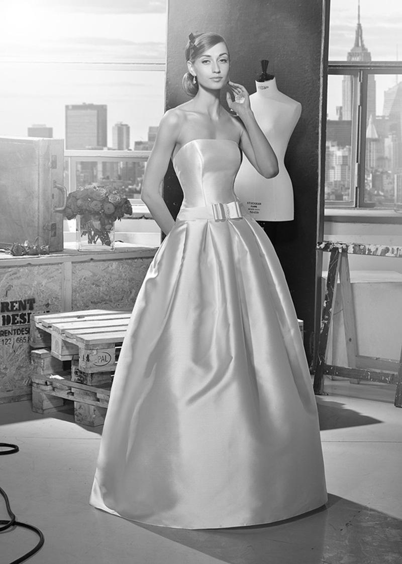 Divina Bridal - Kolekcja 2016 Gala, suknia ślubna